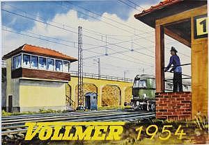 VOLLMER Katalog 1954