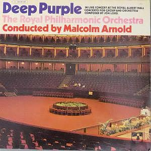 DEEP PURPLE The Royal Philaharmonic Orchestra