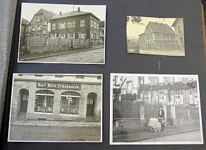Fotoalbum Frickenhausen frühes 20. Jahrhundert
