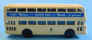 722 Doppeldecker Bus BüssingD2 U