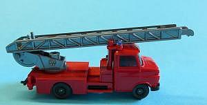 602 Feuerwehr Drehleiter Opel Blitz