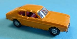 202 Ford Capri Lenkrad eingesetzt