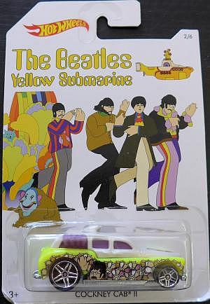 COCKNEY CAB aus The Beatles Yellow Submarine