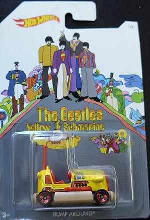BUMP AROUND aus Beatles Yellow Submarine