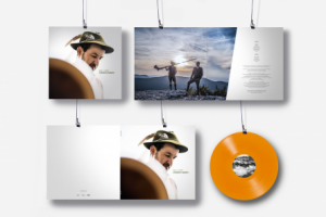 "LOISACH MARCI ""NIE Z´SPAT"" Vinyl-LP in orange"