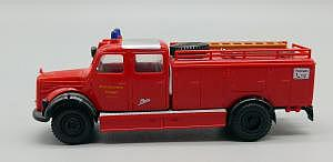 Mercedes TLF Berufsfeuerwehr Stuttgart