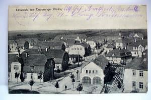 Ohrdruf Truppenlager um 1908