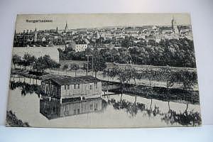 Sangerhausen um 1918