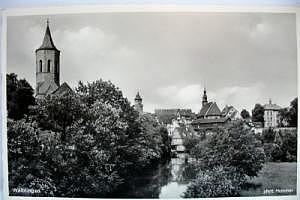 7050 Waiblingen um 1935