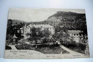 7341 Bad Ditzenbach Kurbetriebe um 1906