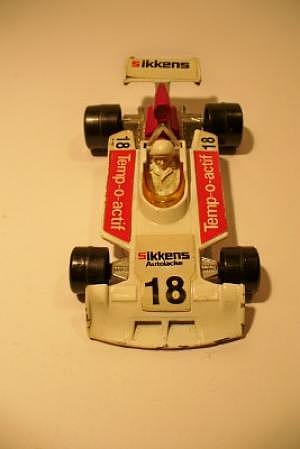 "Matchbox Speed Kings K-44 Surtees ""Sikkens"""