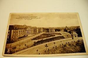 Saargemünd Kaiserliches Landgericht,... um 1916