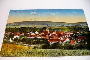 7153 Unterweissach Gesamtansicht um 1915