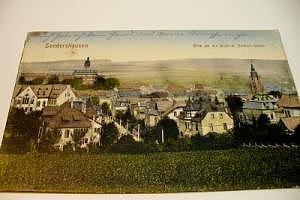 Sondershausen um 1915