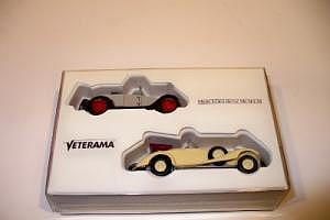 Veterama Set mit MB 540K in creme und Roskopf-Modell