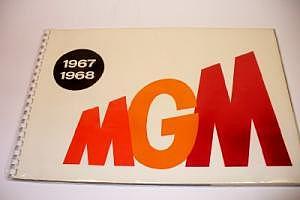 MGM Verleihprogramm 1967/1968