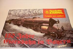 150 Jahre Eisenbahn in Bayer, Sonderausgabe