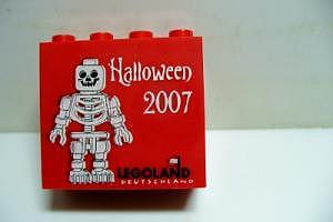 Lego-Stein Halloween 2007 Legoland Deutschland