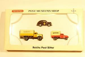 Post Museums Shop Reichs Post Bitter