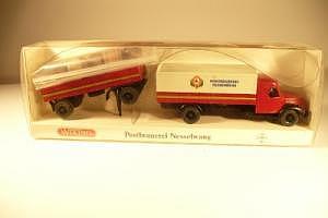 Postbrauerei Nesselwang Magirus S 7500