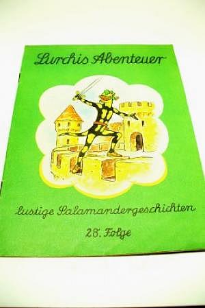Lurchis Abenteuer Heft Nr. 28 von 1963