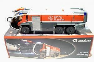 Wiking Rosenbauer Panther 6x6 Feuerwehr 1:43