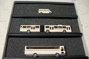 Mercedes-Benz 100 Jahre Automobil Bus-Set