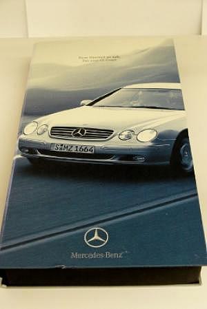 Mercedes-Benz Sonderpackung CL Modelle