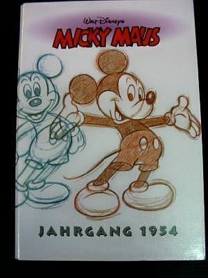 Micky Maus Reprint-Kassette 1954