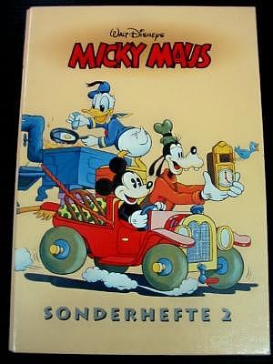 Micky Maus Reprint-Kassette Sonderhefte 2
