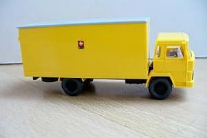 """550 Postwagen Magirus 100 D7 """"PTT"""""""