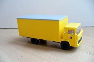 "550 Postwagen Magirus 100 D7 ""Neues Posthorn"""