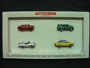 """990 61 Klassiker der dt. Automobilgeschichte II """"DKW"""""""
